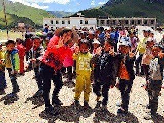兒童助學 可愛的孩子