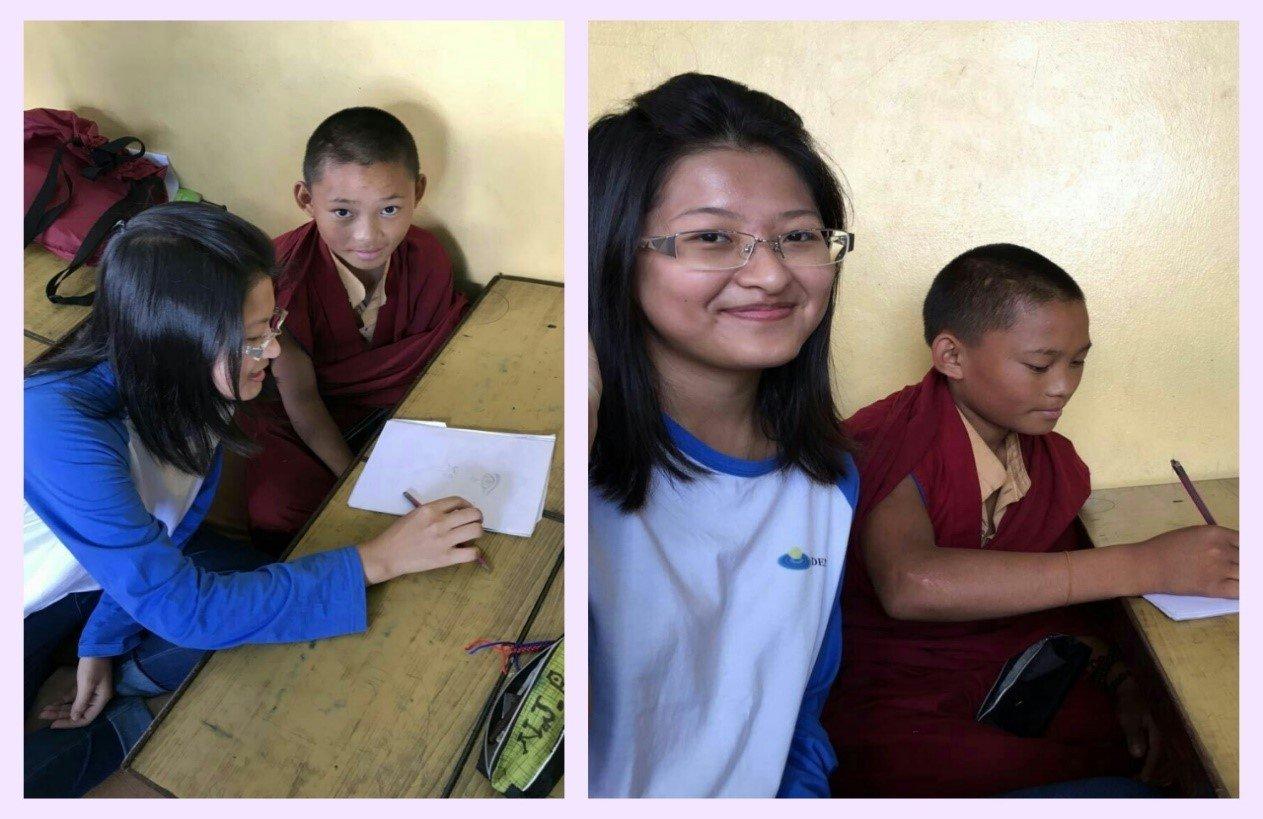 尼泊爾 助學
