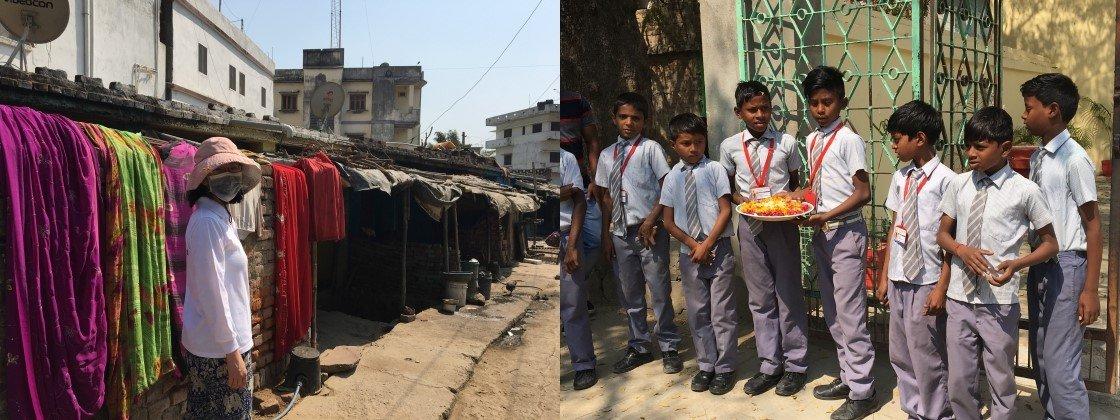 2018年印度ANAND VIDAYA PETH學校- 偏鄉志工 分享