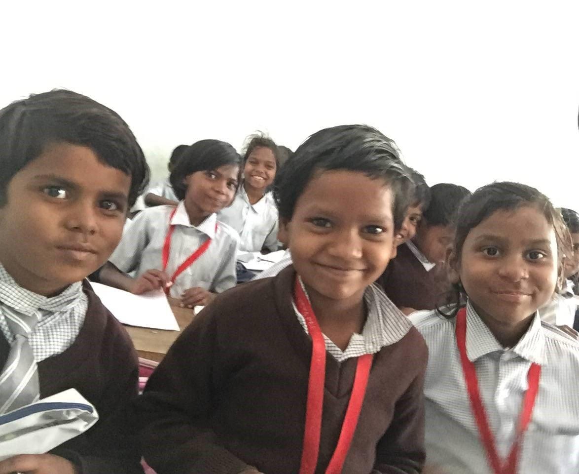 印度助學 菩提伽耶的珍珠-ANAND VIDAYA PETH SCHOOL