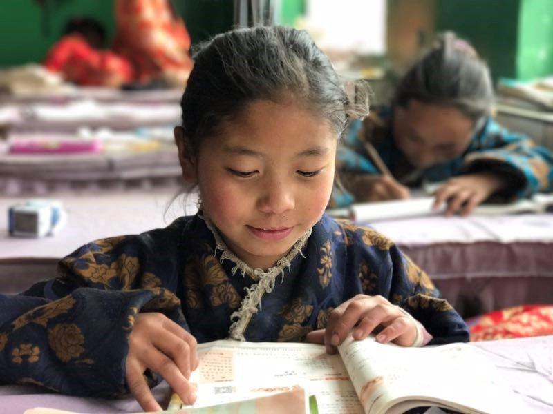「悅讀越快樂」助學項目-後續報導 2