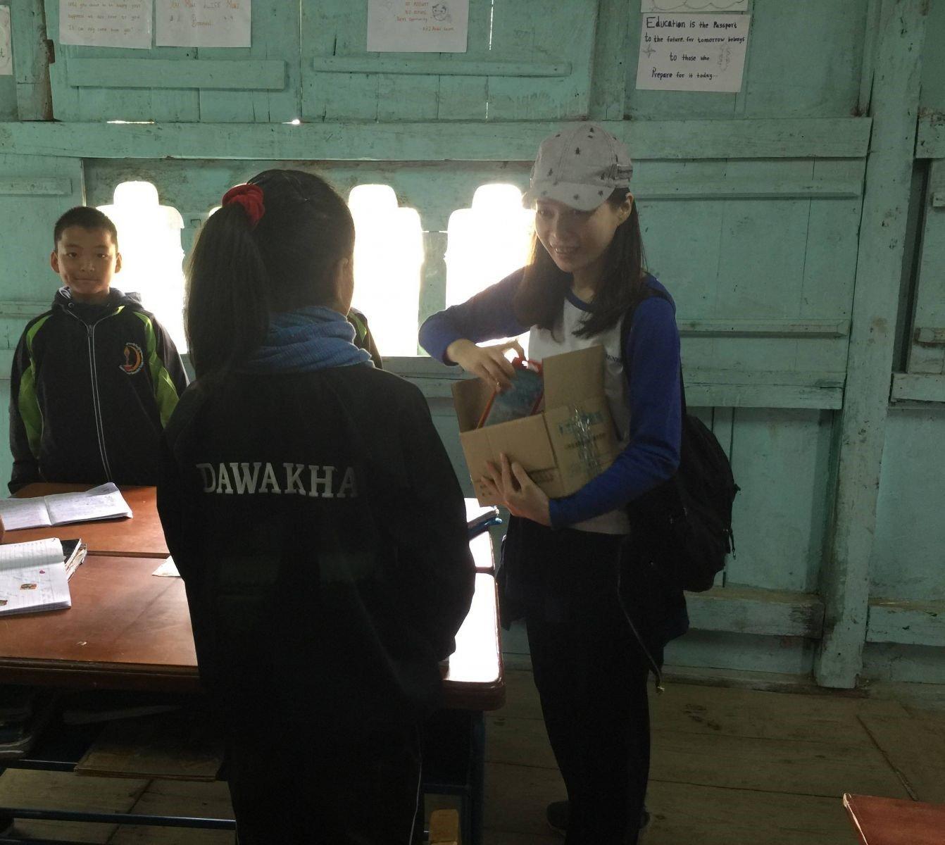 2018年 不丹助學 – 志工分享 3