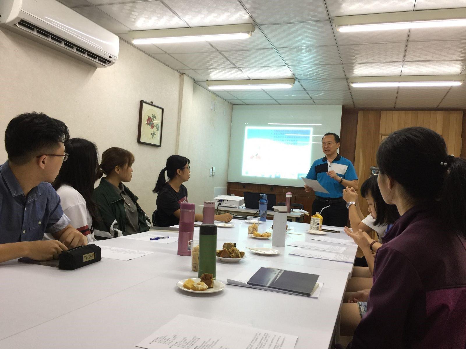 2019 種子老師 培訓課程報導(二)