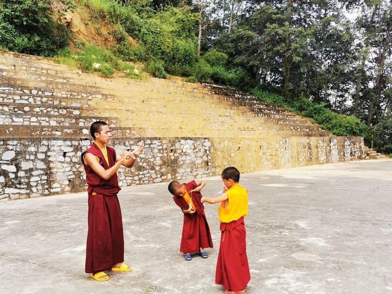 尼泊爾助學