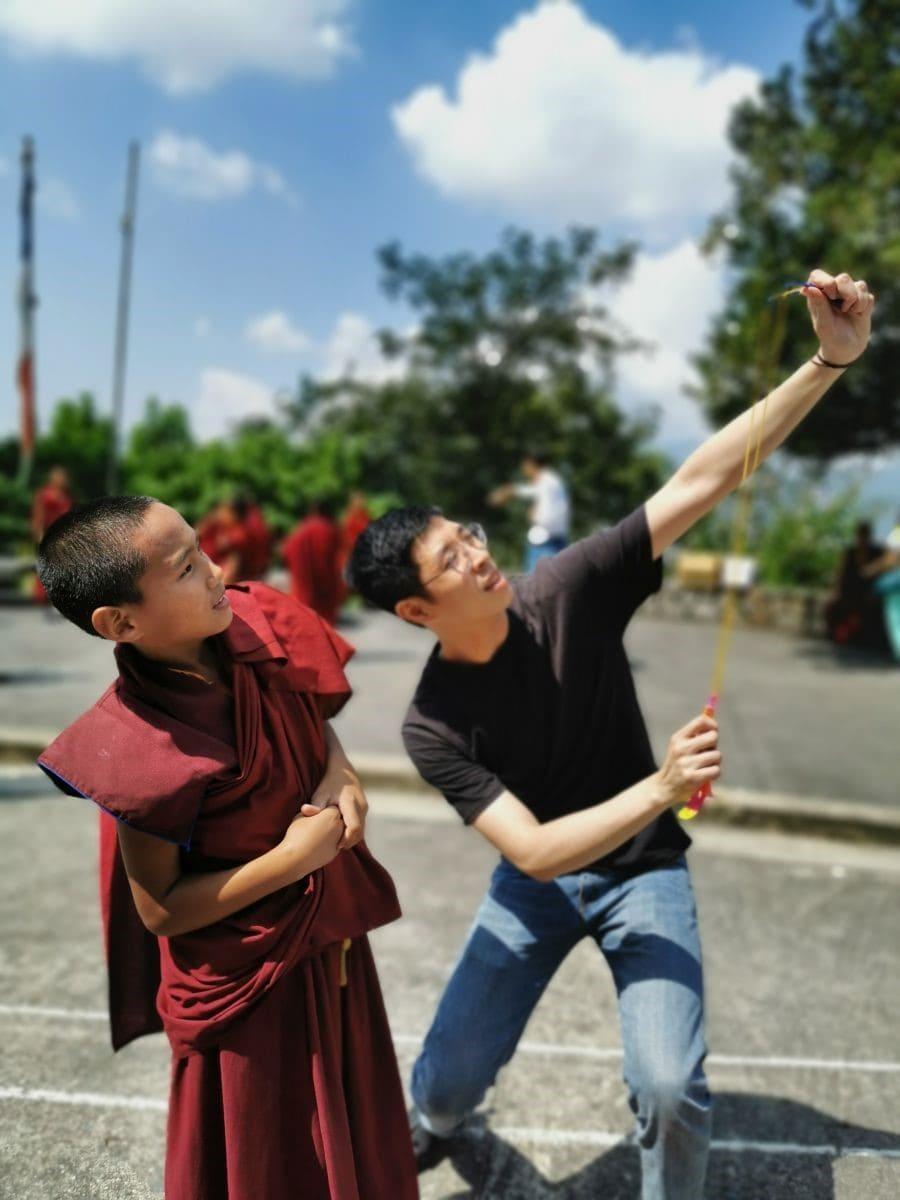 2019年尼泊爾助學 – 志工心得