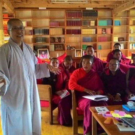 德內ㄦ 不丹 偏鄉教學