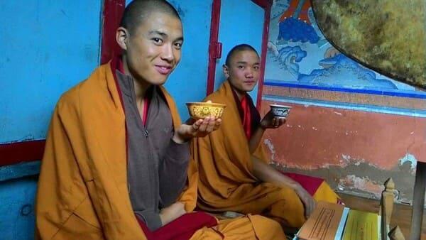 不丹偏鄉教學之行(二)度母寺佛學院