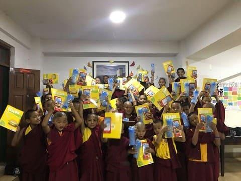 2019年文具助學項目 – 尼泊爾後續報導
