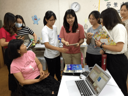 2020 種子老師 培訓課程報導(三)