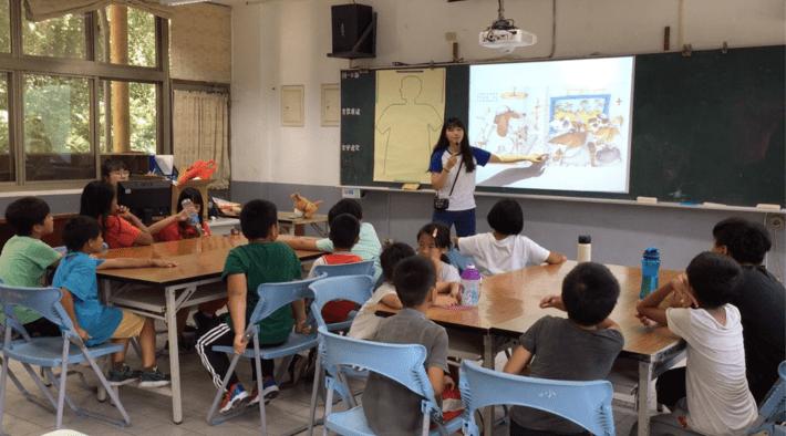 互助國小 種子老師心得-第一次成為別人的老師