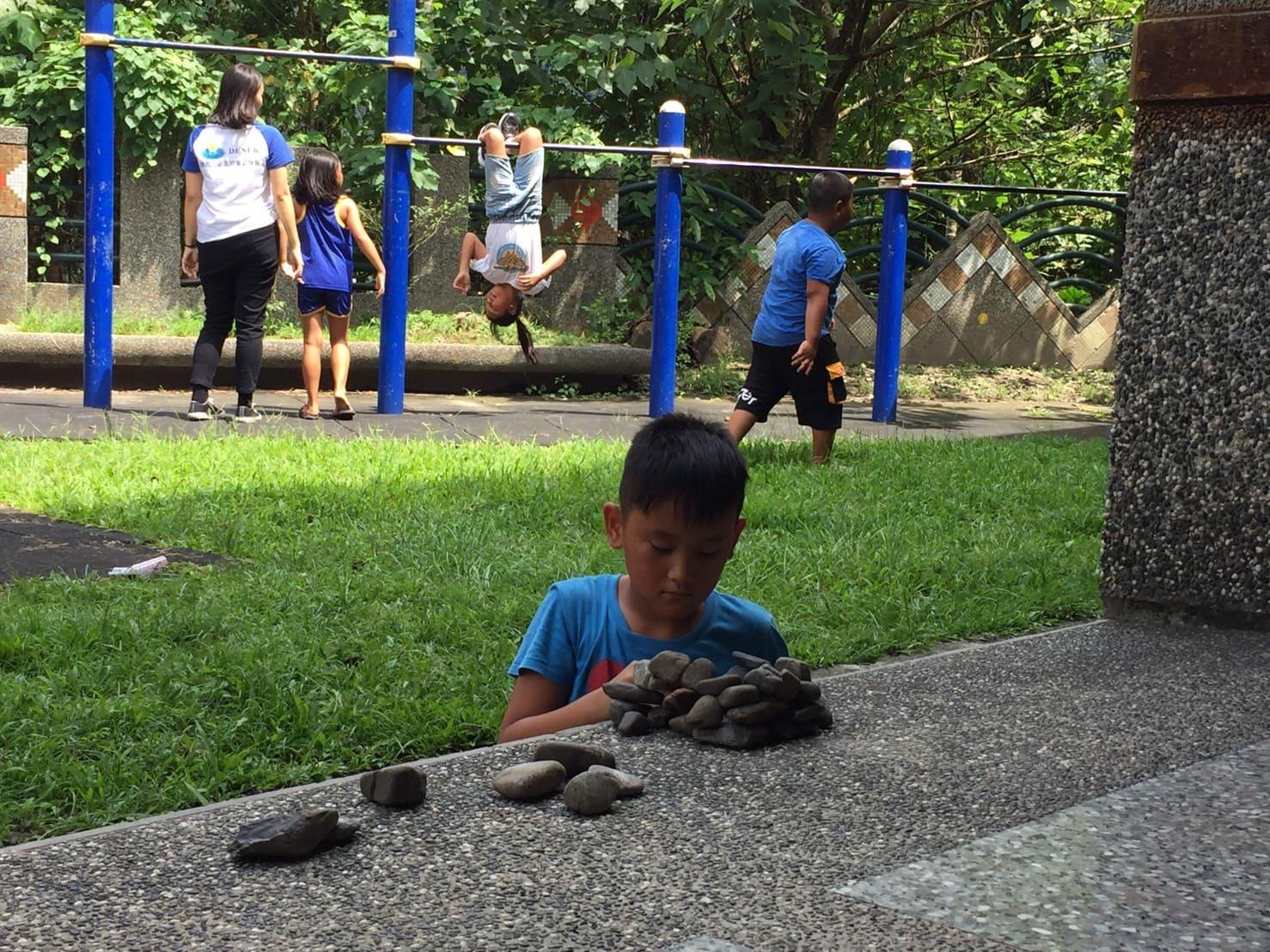 人和國小 教學- 與孩子們最珍貴的時刻