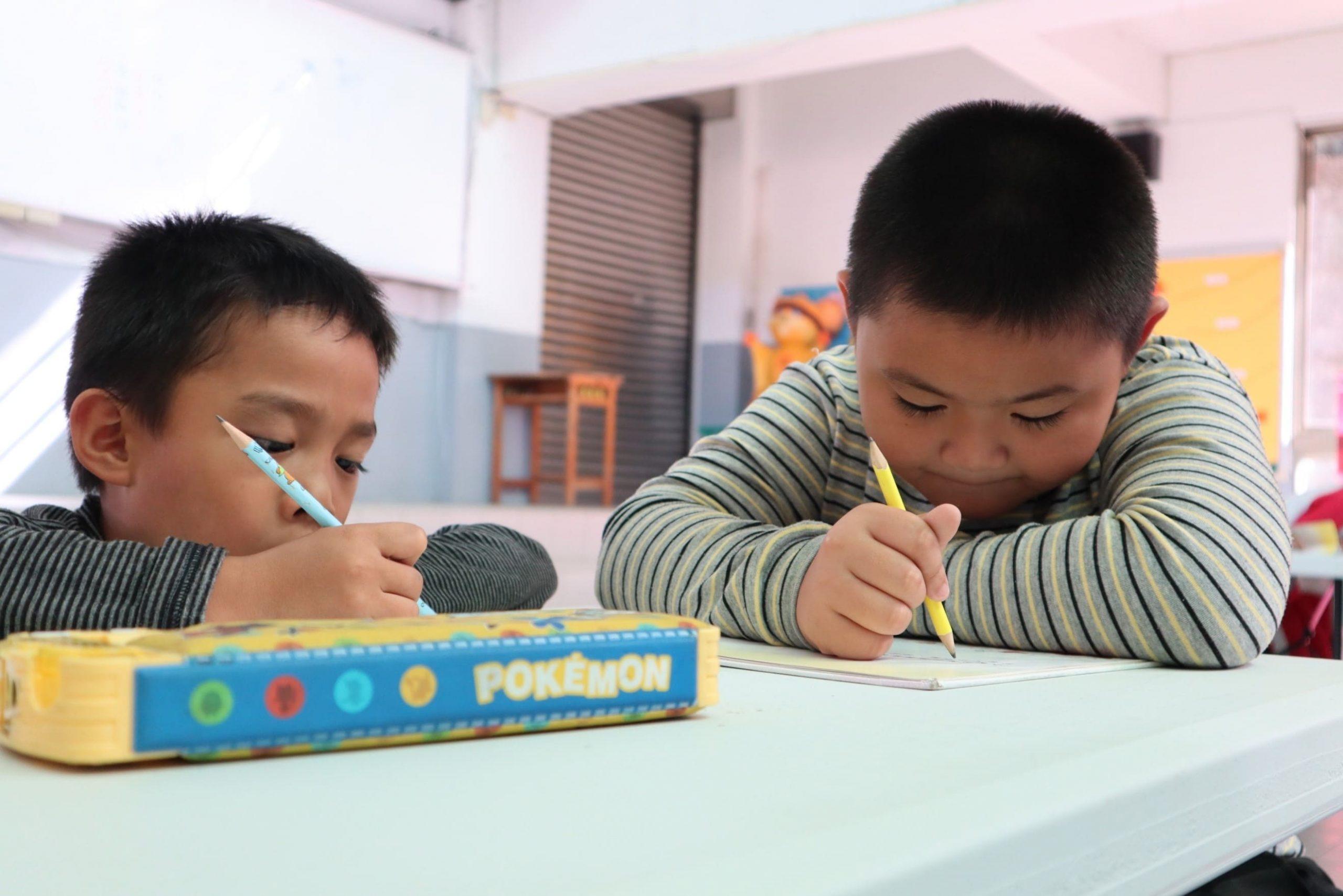 台灣偏鄉學校